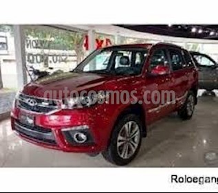 Foto venta carro Usado Chery Grand Tiggo 2.0L GLS CVT (2018) color Rojo precio BoF8.500.000