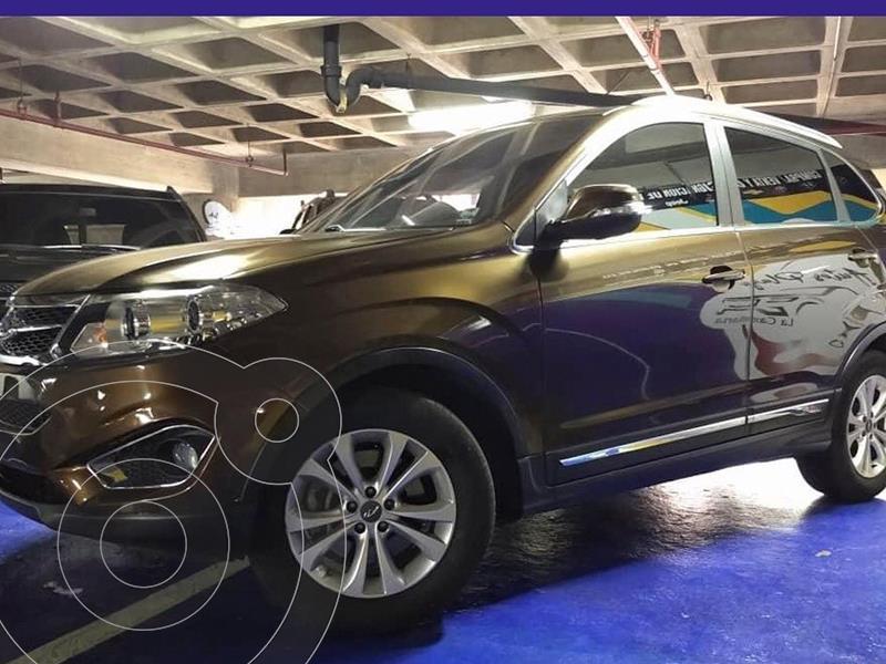 Chery Grand Tiggo 2.0L GLS CVT usado (2016) color Marron precio u$s8.000