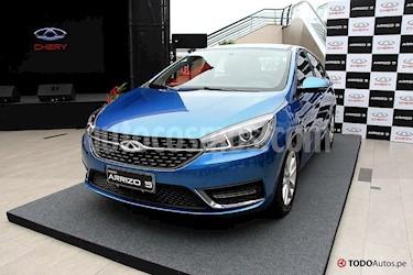 Foto venta carro usado Chery Orinoco 1.8L (2018) color Azul precio BoF30.300.000