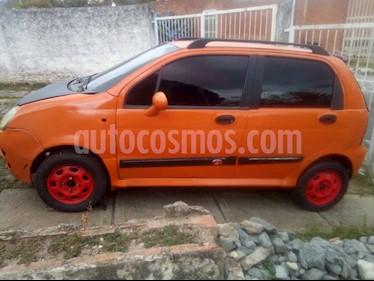 Foto venta carro usado Chery QQ 1.1 (2007) color Naranja precio u$s1.400