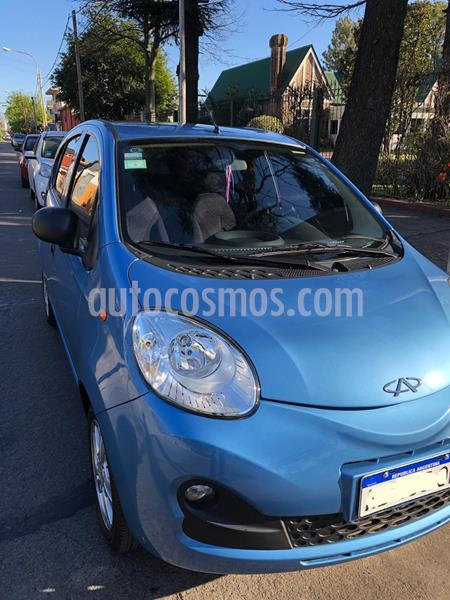 Chery QQ Confort Security usado (2019) color Azul Electrico precio $745.000