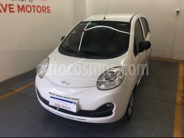 Chery QQ Confort Security usado (2017) color Blanco precio $495.000