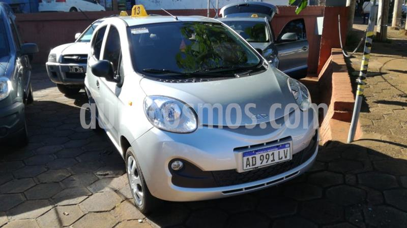 Chery QQ 1.0 LIGHT SECURITY usado (2020) color Gris precio $763.000