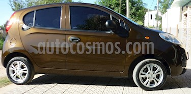 foto Chery QQ Confort Security usado (2017) color Marrón precio $485.000