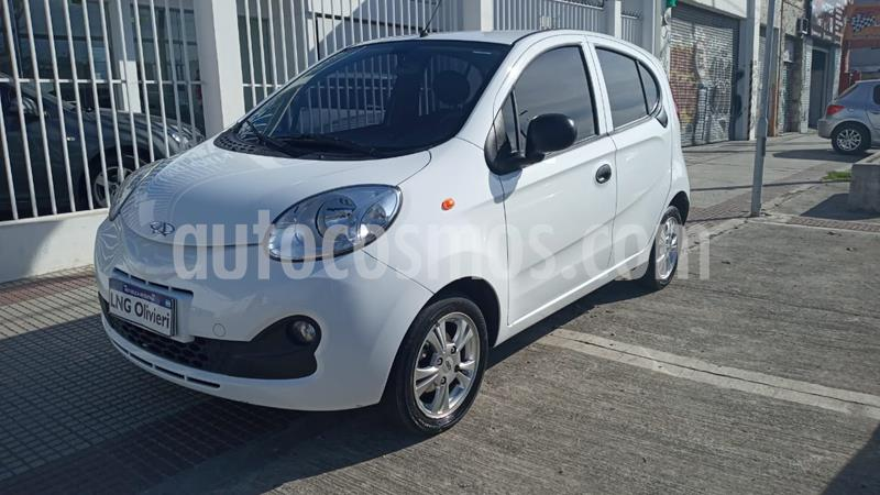 Chery QQ Confort Security usado (2017) color Blanco precio $750.000