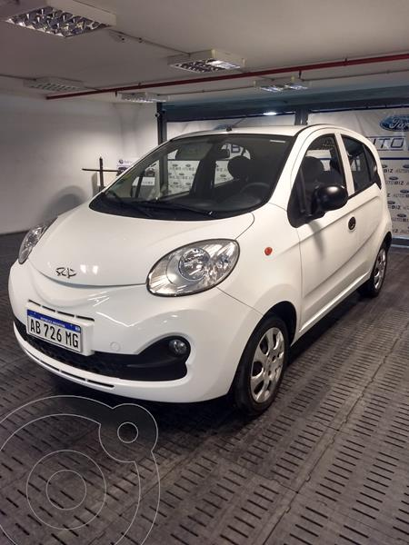 Chery QQ Light Security usado (2017) color Blanco precio $690.000