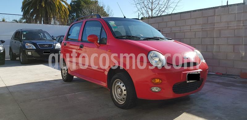 Chery QQ Basic usado (2011) color Rojo precio $340.000