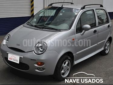 Foto venta Auto usado Chery QQ Basic (2013) color Gris precio $180.000