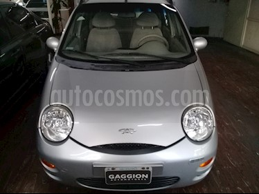 Foto venta Auto Usado Chery QQ Confort (2012) color Plata