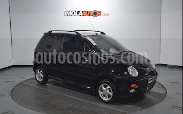 Foto venta Auto usado Chery QQ Confort (2015) color Negro precio $280.000