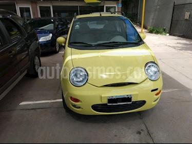 Foto venta Auto Usado Chery QQ Confort (2012) color Amarillo precio $165.000