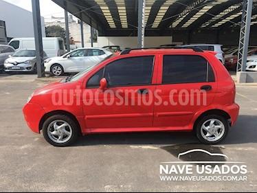 Foto venta Auto Usado Chery QQ Confort (2013) color Rojo