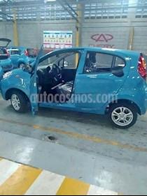 Foto venta carro usado Chery QQ Confort (2018) color Azul precio BoF52.400.000