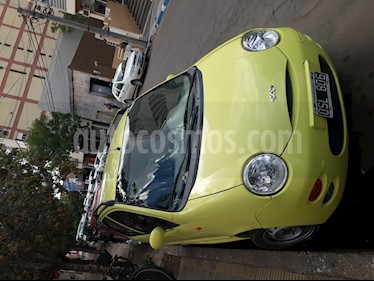 Foto venta Auto usado Chery QQ Light (2015) color Amarillo precio $190.000