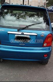 Foto venta Auto usado Chery QQ Light (2013) color Azul Oceano precio $180.000