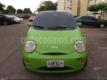 Foto venta carro Usado Chery QQ Ligth (2007) color Verde