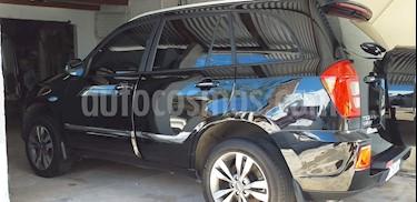 Chery Tiggo 3 1.6 4x2 Luxury usado (2018) color Negro precio $950.000