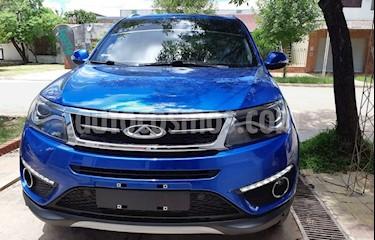 Foto venta Auto usado Chery Tiggo 5 2.0 4x2 Luxury CVT (2018) color Azul