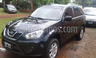 Foto venta Auto Usado Chery Tiggo - (2014) color Negro precio $275.000