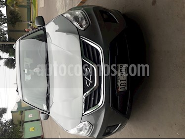 Foto venta Auto usado Chery Tiggo 1.6 4x2 (2014) color Gris precio u$s10,500