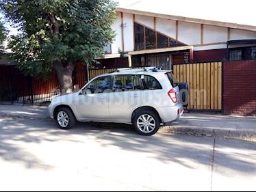 Foto venta Auto usado Chery Tiggo 1.6 DVVT  (2015) color Gris Plata  precio $5.200.000