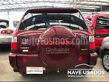 Foto venta Auto usado Chery Tiggo 2.0 4x2 Confort (2010) color Bordo precio $240.000