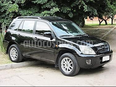 Foto venta Auto usado Chery Tiggo 2.0 4x2 Confort (2009) color Negro precio $210.000