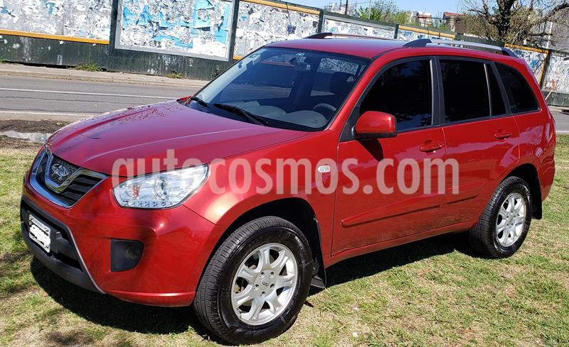 Chery Tiggo 2.0 4x2 Confort usado (2014) color Rojo precio u$s5.000