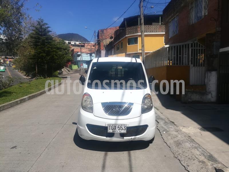 Chery Van Cargo 1.3L usado (2012) color Blanco precio $18.000.000