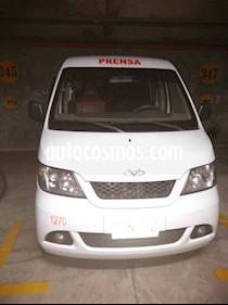 Foto venta Carro usado Chery Van Pass 1.3L (2013) color Blanco precio $20.000.000