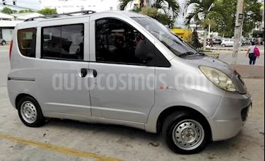 Foto venta Carro usado Chery Van Pass 1.3L (2012) color Plata precio $17.000.000
