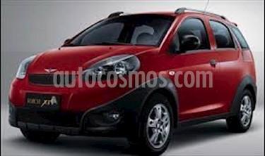 Foto venta carro usado Chery X1 1.3L (2018) color Rojo precio BoF23.500.000