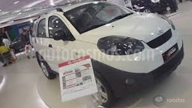 Foto venta carro usado Chery X1 1.3L (2018) color Blanco precio BoF23.600.000