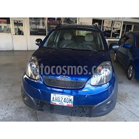 Foto venta carro usado Chery X1 1.3L (2014) color Azul precio u$s2.900