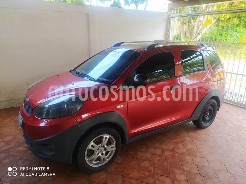 Chery X1 1.3L usado (2014) color Rojo precio u$s3.000