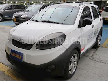 Foto venta Carro usado Chery Xcross 1.3L  (2013) color Blanco precio $21.900.000