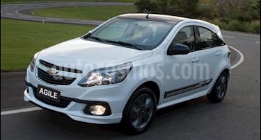 Foto Chevrolet Agile - usado (2018) color Blanco precio $699.000