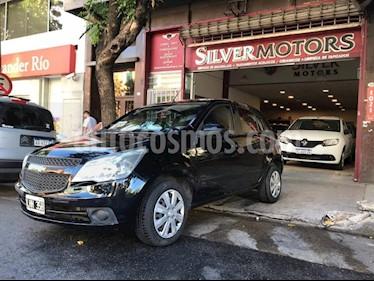 Foto Chevrolet Agile - usado (2012) color Negro precio $200.000