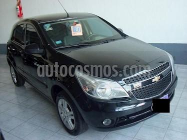 Foto venta Auto Usado Chevrolet Agile - (2010) color Negro precio $219.900