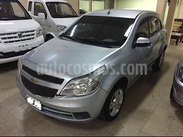 Foto venta Auto Usado Chevrolet Agile - (2010) color Blanco precio $205.000
