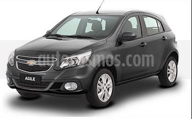 Foto venta Auto usado Chevrolet Agile - (2008) color Negro precio $350.000