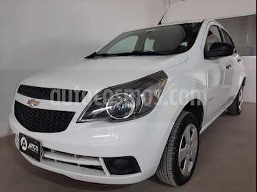 Chevrolet Agile LS Spirit usado (2013) color Blanco Summit