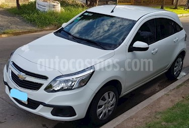 Chevrolet Agile LT usado (2015) color Blanco precio $470.000