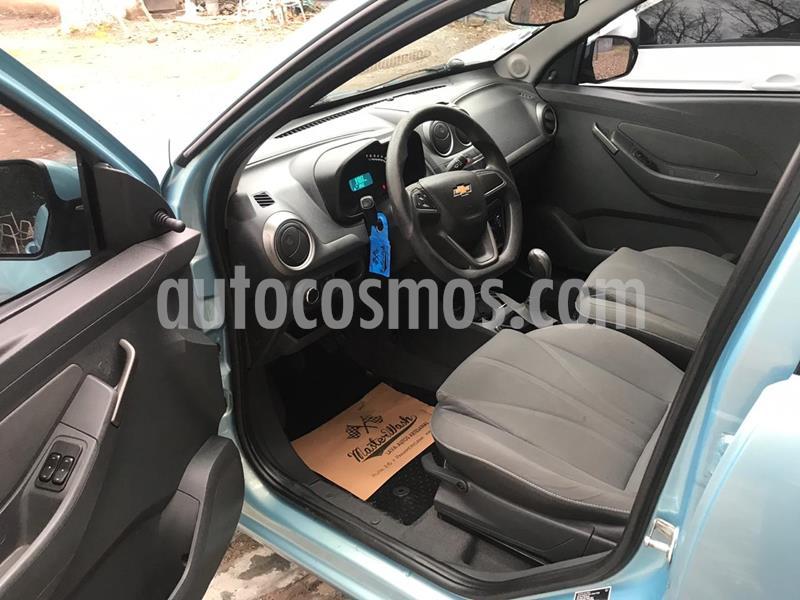 Chevrolet Agile LT usado (2013) color Celeste precio $640.000