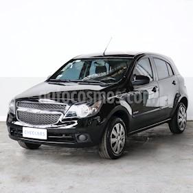 Foto Chevrolet Agile LT Spirit  usado (2012) color Negro precio $520.000