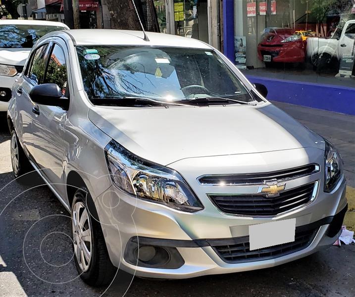 Foto Chevrolet Agile LS usado (2015) color Gris precio $1.100.000