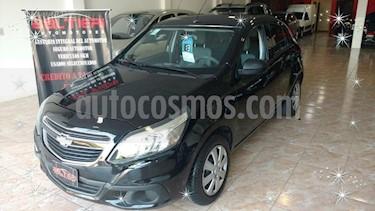Chevrolet Agile LS Spirit usado (2013) color Negro precio $370.000