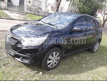 Chevrolet Agile LS usado (2015) color Negro precio $469.900