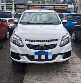 Chevrolet Agile LT usado (2017) color Blanco Summit precio $589.900