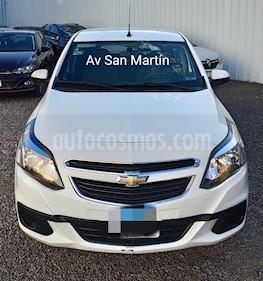Chevrolet Agile LT usado (2015) color Blanco Summit precio $525.000